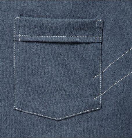 Billy Reid Pensacola Cotton-Jersey Polo Shirt