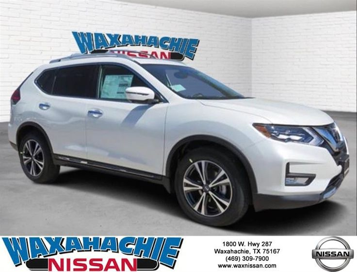 This is the brand new 2017 Nissan Rogue SL! She's a beauty. This is one of the most economical SUV's in its class. Up to 33 mpg! The BEST value you can get in an SUV in today's time. We have free CarFax for your trade and free value assessments as well! Come see me at Waxahachie Nissan! You can call or text Tyler if at 469-765-4883  https://deliverymaxx.com/DealerReviews.aspx?DealerCode=Y811  #Nissan #SUV #cars #DFW #rogue #WaxahachieNissan