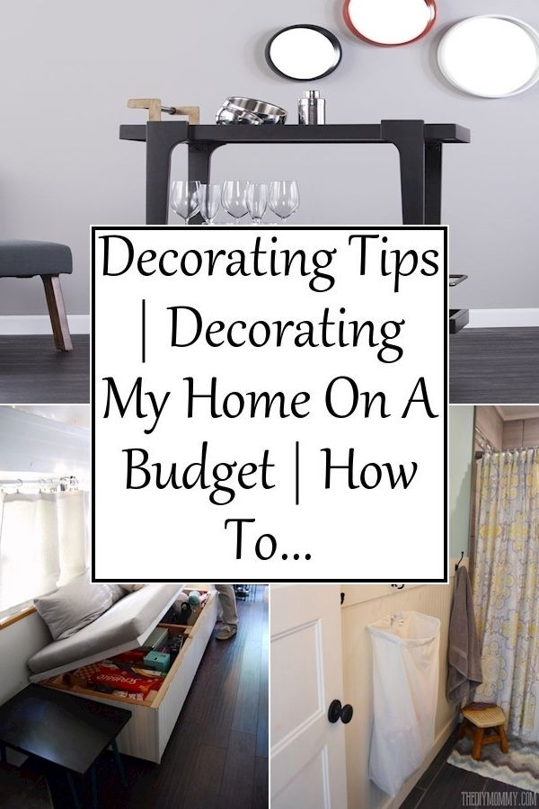 Decorating Tips Decorating My Home On A Budget How To Decorate Your Living Room On A Low Budget In 2020