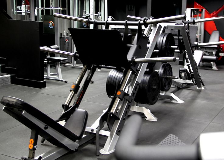 Recomp Series Leg Press