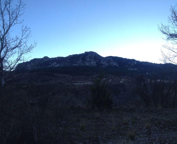 Orliakas Mountain,Ziakas Grevena