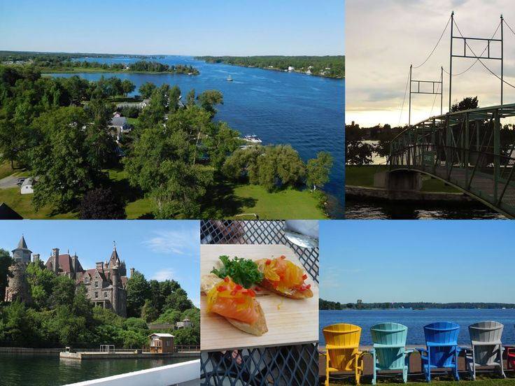 Things to do in the 1000 Islands Why: nature, water sports, romance How far: 3.5 hours The origin of Thousand Island dressing can be controversial, but legend has it that it was the wife of a fishing guide in the Thousand Islands region of New York who first served the condiment during dinners for her husband's tours.