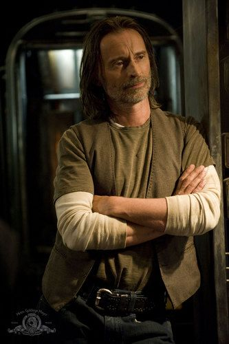 Robert Carlyle as Nicholas Rush | Stargate: Universe                                                                                                                                                                                 More
