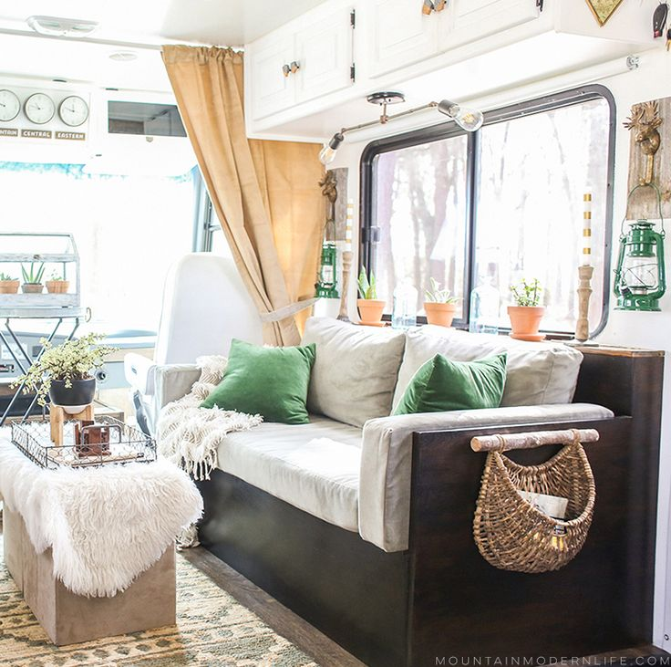 Looking for budget-friendly RV roller shades? We hope this post (and video) will help point you in the right direction, even if that means crossing an option off your list. MountainModernLife.com
