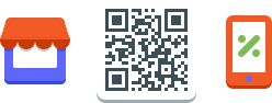 Create your own qr codes for students to scan.