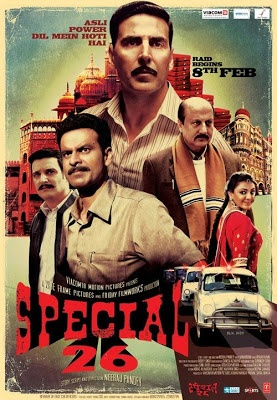 Special 26 Movie Review #Bollywood #2013 #AkshayKumar