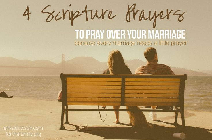 How do we pray according to the will of God? One of the best places to start is by praying His Word. Here are four scriptures to pray over your spouse.