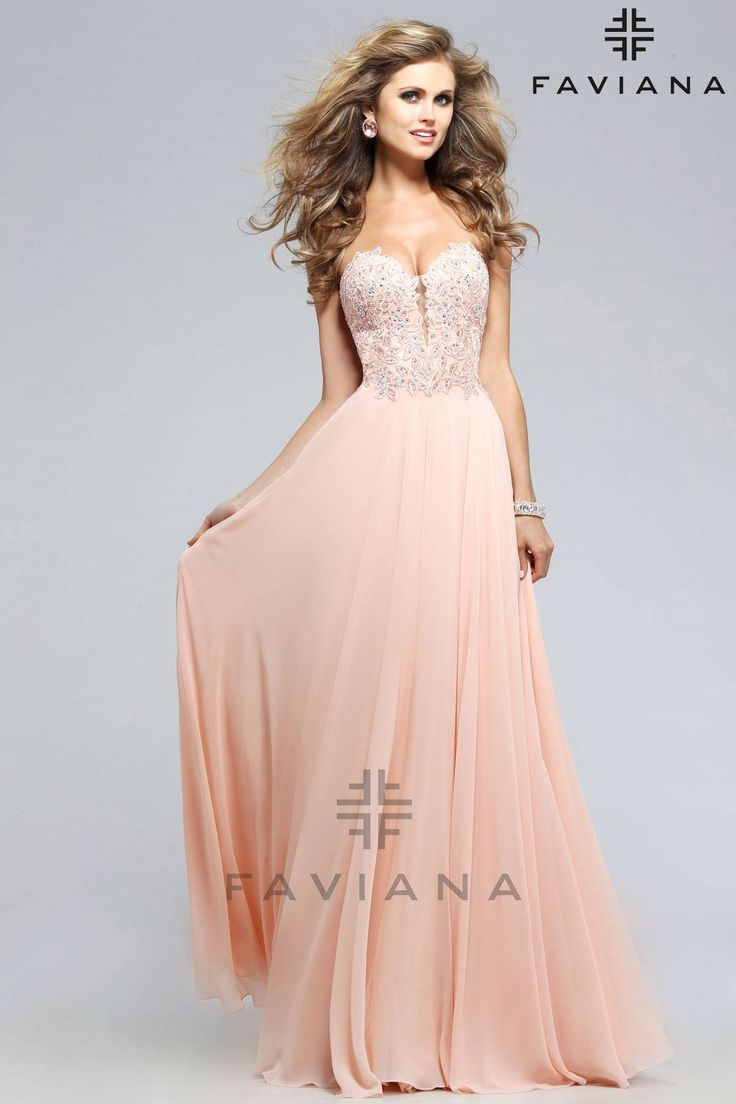 170 best Prom images on Pinterest | Party wear dresses, Prom dresses ...