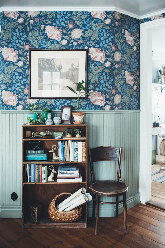 my scandinavian home: VIntage inspired homes