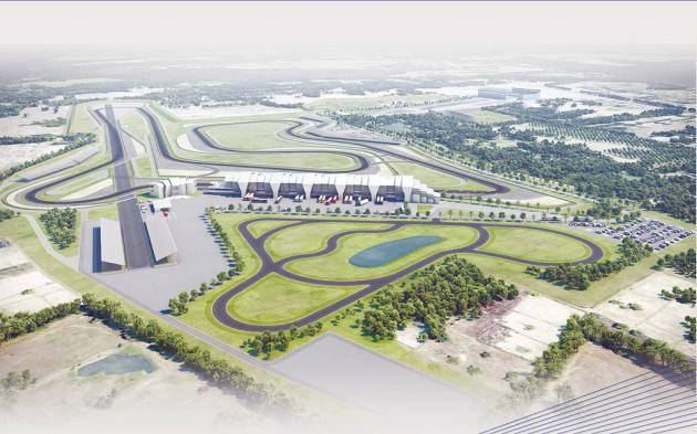 F1 track in Buriram - Touring Forums   GT-Rider