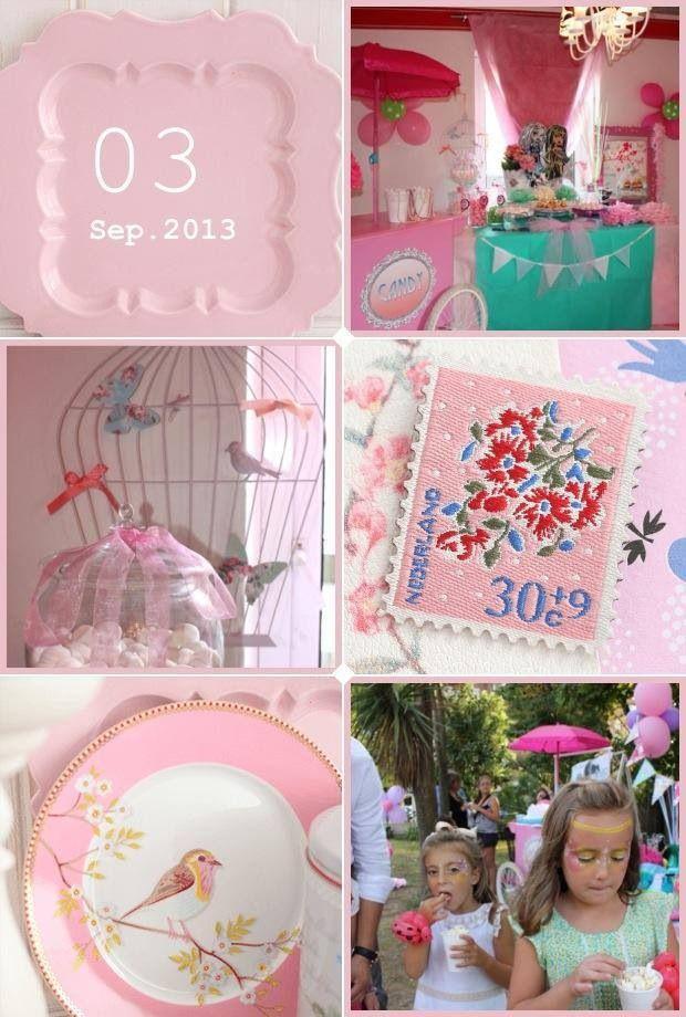 Decoracion Romantica Para Cumplea?os ~ Preciosa #decoracion rom?ntica  #Cumplea?os #Infantiles  La Petite