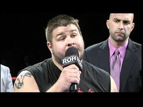 Kevin Steen vs. Steve Corino at FINAL BATTLE 2011