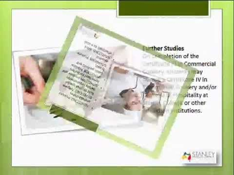 Be a qualified cook - Study SIT30813 Certificate III in Commercial Cookery - YouTube