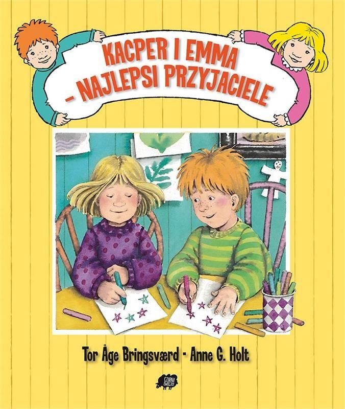 Kacper i Emma najlepsi przyjaciele już od 16,72 zł - od 16,72 zł, porównanie cen w 35 sklepach. Zobacz inne Literatura dla dzieci i młodzieży, najtańsze i najlepsze oferty, opinie..