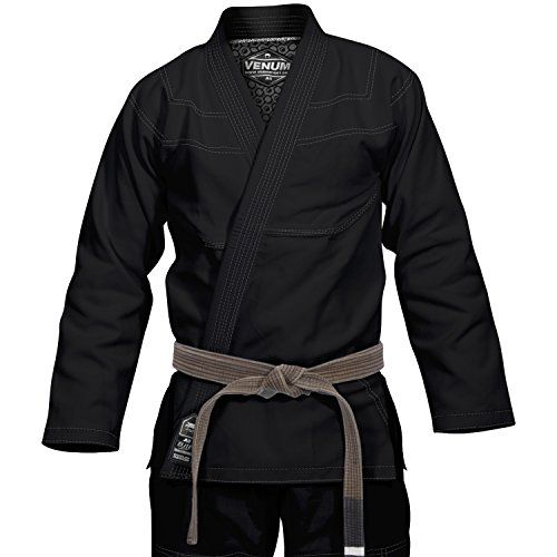 Reach your full potential with the Venum Elite BJJ Gi! This Venum gi was built for the elite and inspired by those who train to become elite. Jacket fabric: Gold Weave Quick dry hardwearing and pre-s...