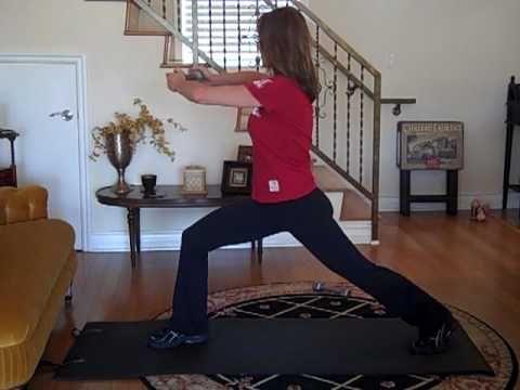 CORE EXERCISES #3 WITH DEBBIE SIEBERS