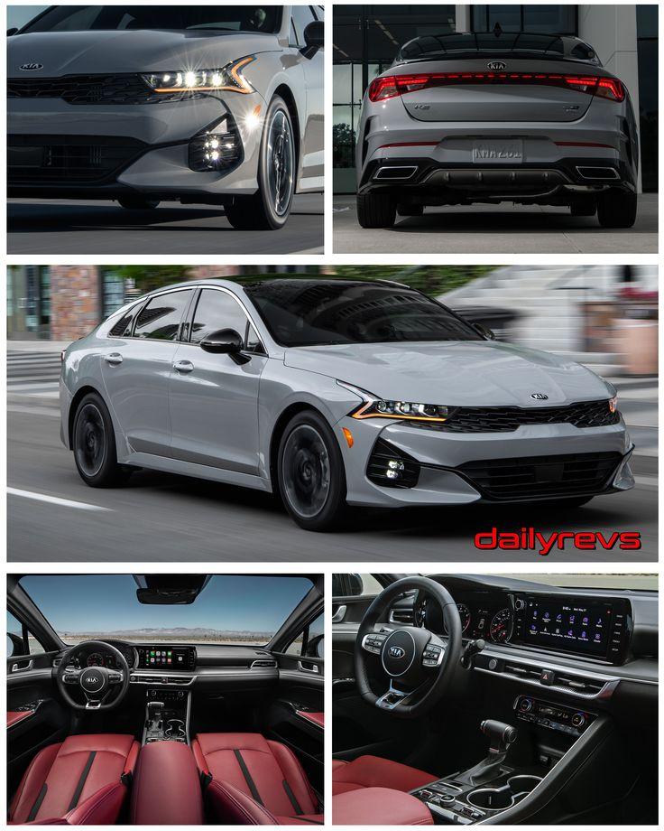 2021 Kia K5 in 2020 Kia, Super luxury