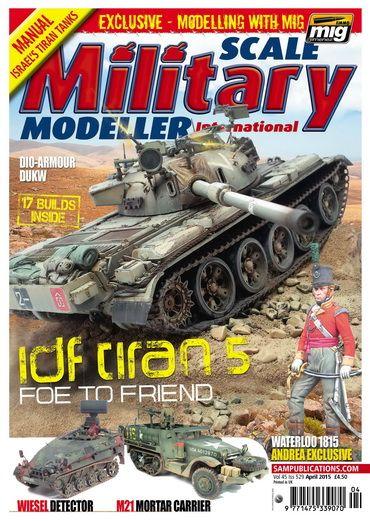Scale Military Modeller International - April 2015