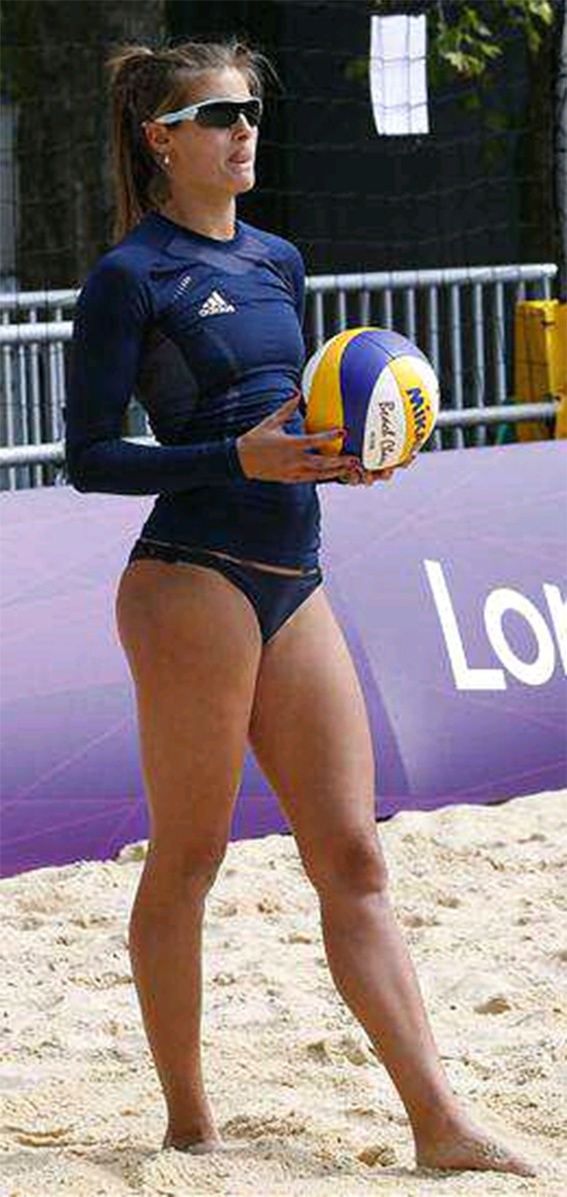 Hot sexy nude volleyball guys — 12