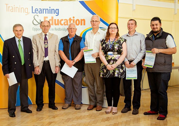 Learners on our Photography for Beginners course earned a group award for their entries for Redbridge Healthwatch's photographic competition