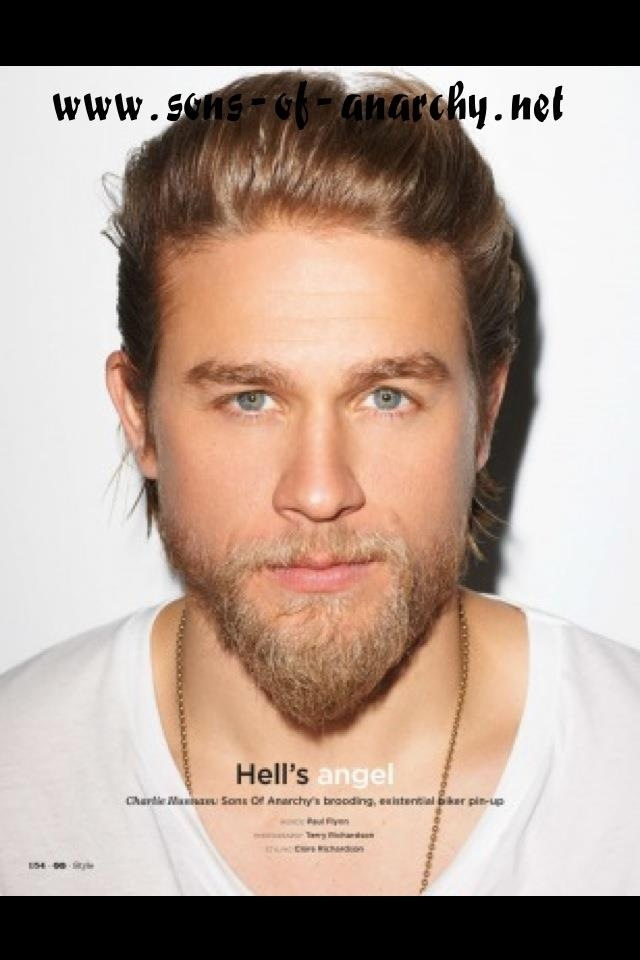 Jax Teller Charlie Hunnam, Sons of anarchy