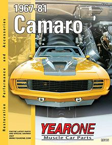 YEARONE Muscle Car Parts...YEAR ONE supplies you with muscle car parts for your classic Buicks, Chevrolets, Chrysler, Ford, Oldsmobile and Pontiac muscle car models.