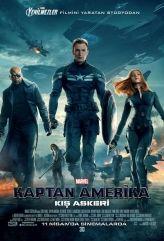 Kaptan Amerika 2 Kış Askeri izle