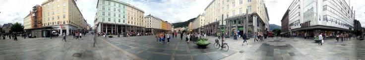 Zona pedonale - Bergen (Samsung S2)