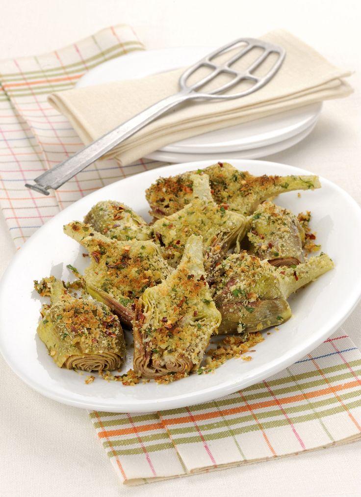 Scopri con Sale&Pepe come cucinare dei deliziosi carciofi al forno.È più facile di quanto pensi e vedrai che risultato!