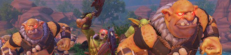 Orcs Must Die: Unchained    Free to Play is voor sommige ontwikkelaars absoluut de way to go. Er zijn al een aantal grootse succesnummers uit voort gekomen zoals League of Legends, DOTA en PlayerUnknown's BattleGrounds. Ook Tower Defense is een populair genre om in het Free 2 Play model te gieten. Orcs Must Die: Unchained is zo'n Tower Defense game welke al een aantal jaar (sinds 2011) aan de weg timmert.   https://www.gamedomein.net/recensie/orcs-must-unchained/
