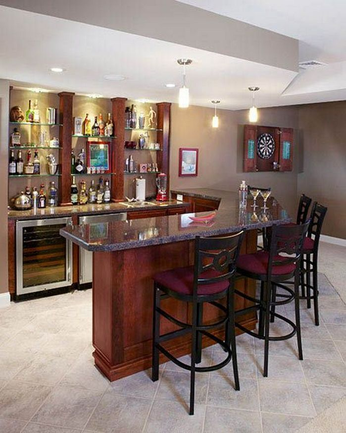 7 Basement Ideas On A Budget Chic Convenience For The Home: Best 25+ Home Bar Areas Ideas On Pinterest
