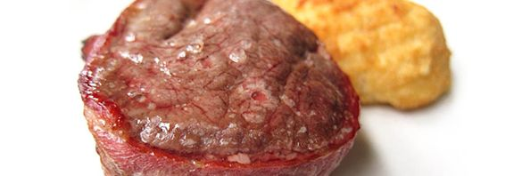 Recipes for Filet Mignon & Bacon | If you're wondering what can be better than your filet mignon, well it's filet mignon wrapped, smothered, paired, and maybe even baked with bacon. Okay, so maybe baking the fillet mignon might be a little bit over the top, but you get the idea...Read more at: www.butcherman.com.au/blog/2014/01/fillet-mignon-bacon-recipes/