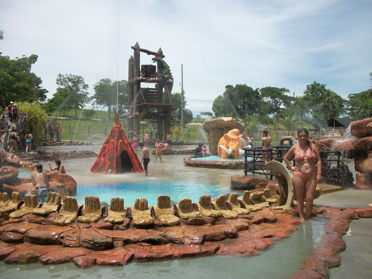 zona acuática para niños hacienda napoles