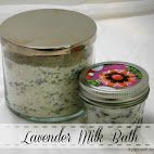 Spa Day Saturday - Lavender Milk Bath