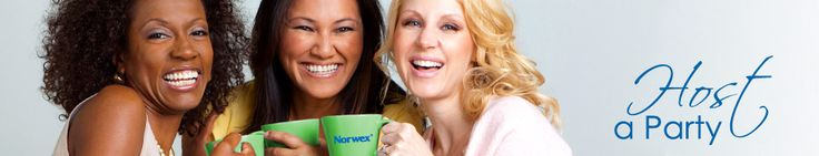 Get an amazing amount of free items for having a Norwex party this month! Do an eparty or have a party in your home!