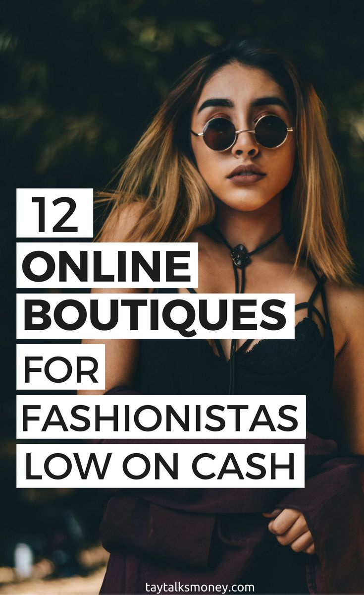 Want to upgrade your closet? Check out these budget online boutiques that won't hurt your wallet but will leaving you looking fab.
