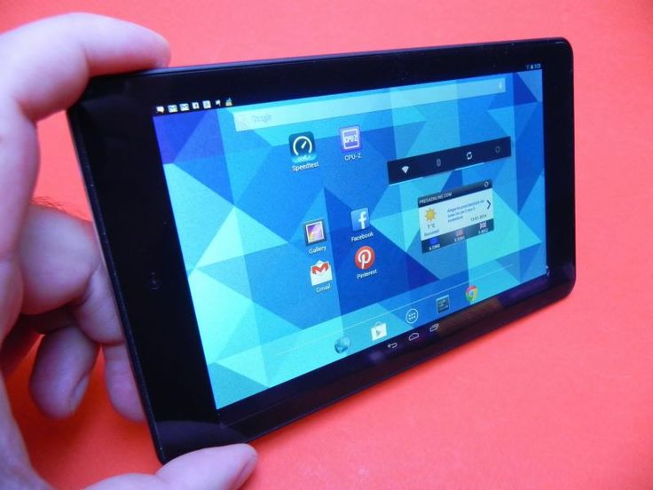 Evolio X7 Review: tabletă slim, rezoluţie ridicată, un câştigător de 7 inch (Video)   ► http://mbls.ro/1dFEELz  Autor: Alexandru Stanescu   #evolio #tablete #review