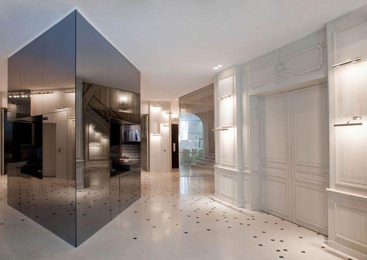 ~ La Maison Champs Elysees// Martin Margiela | London Design Journal