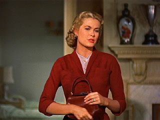 watching Dial M for Murder, I realized I wanted the wall color in my house