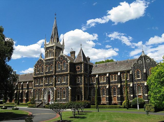 Victorian College for the Deaf - Melbourne, Victoria, Australia