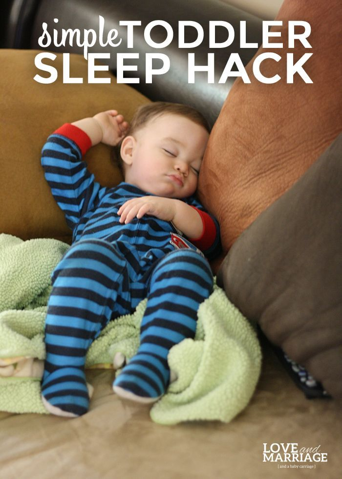 While this trick may not work for every baby, it definitely is worth a shot. Check out what the secret food is that may help your baby go to sleep.