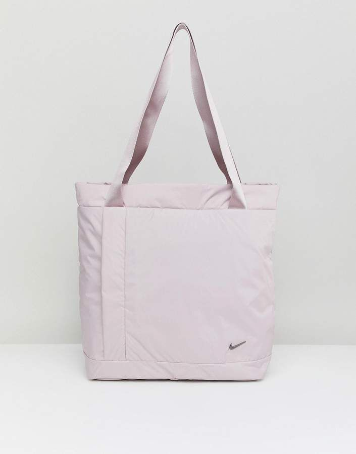 610a9a7b37199 Nike Legend Tote Bag In Pale Pink