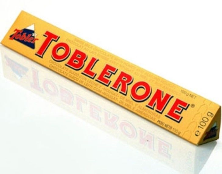 Toblerone chocolate mousse
