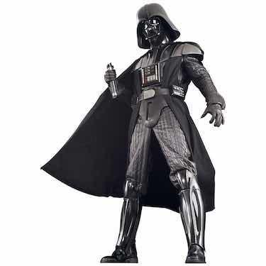 best Star Wars Costumes- Supreme Edition Darth Vader