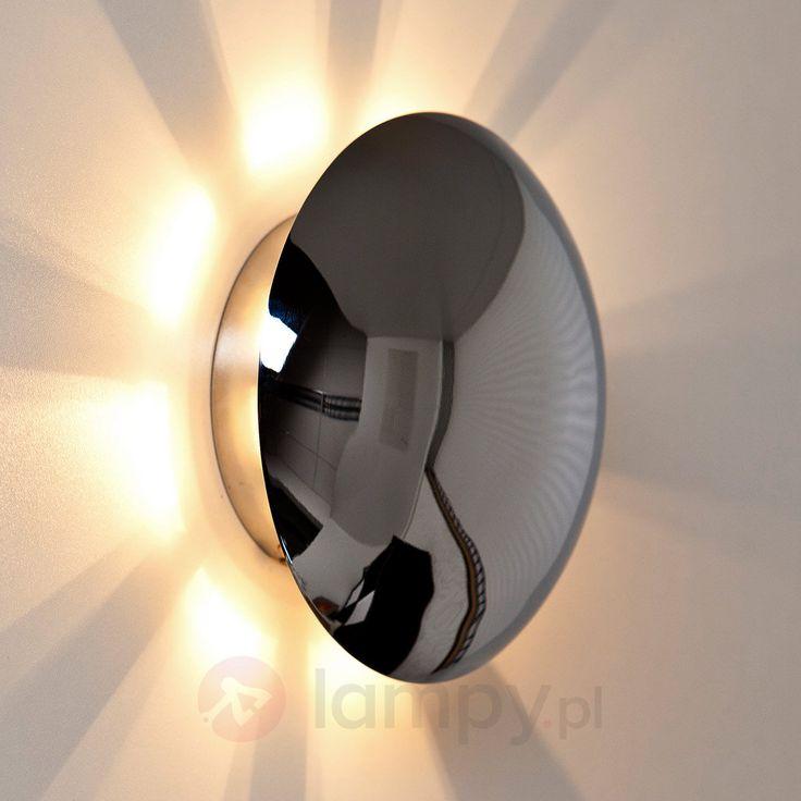 Nadzwyczajne efekty świetlne kinkietu Sunsett 1508375X
