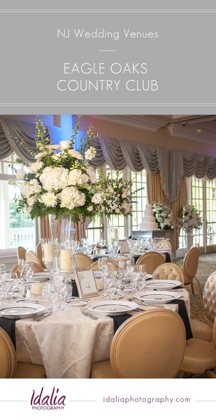 Eagle Oaks Country Club Is Located In Monmouth County The Town Of Farmingdale New Nj Wedding Venuesfarmingdale
