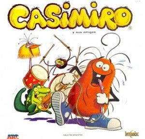 Casimiro                                                                                                                                                                                 Más