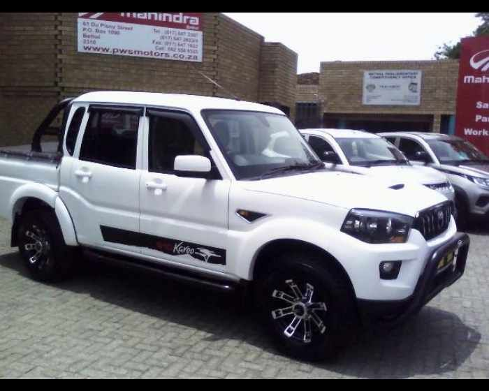 Https Www Pwsmotors Co Za Mahindra Pik Up New Bethal For Sale