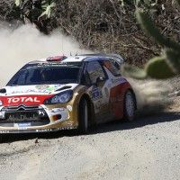 Mads Østberg grabs second in Mexico