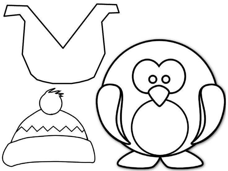 tacky the penguin coloring pages - photo#43